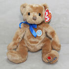 TY Beanie Baby Nigel - MWMT (Bear Beales UK Country Exclusive 2006)