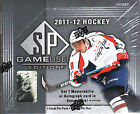 2011-12 UD SP GAME USED NHL Hockey Hobby Box