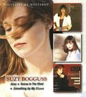 Aces/Voices in the Wind/ Something Up My Sleeve, 5017261211200, Suzy Bogguss