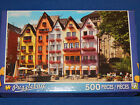 New 500 pc Jigsaw Puzzle Puzzlebug Gift Old Town Fischmarkt Hamburg Germany