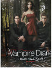 The Vampire Diaries Season 2 - 1 Factory Sealed Box and 1 BINDER by Cryptozoic