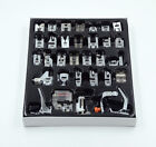 32 High Quality Set Foot Feet For Brother Singer Janome Domestic Sewing Machine