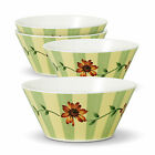 Pfaltzgraff Set of 4 Melamine Soup Cereal Bowls Daybreak