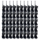 50 PCS Portable BaoFeng BF-888s Walkie Talkie UHF 5W 16CH Monitor Two way Radios