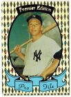 National Sport Collectors Convention Mickey Mantle Premier Edition ProFile Promo