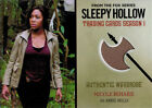 Sleepy Hollow Season 1 Wardrobe Card M11 Nicole Beharie as Abbie Mills