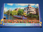 New 500 pc Jigsaw Puzzle Puzzlebug Gift Canals in Amsterdam