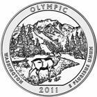 2011 5 oz America The Beautiful ATB Olympic Silver Coin 999 Fine