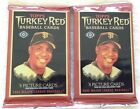 2x 2005 Topps Turkey Red HOBBY Pack Justin Verlander RC? Gold Black Suede AUTO?