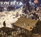 Roebeck - Hurricanes On Venus (2009 CD) Downtempo/Ambient (Digipak) New