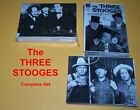 The THREE STOOGES - Complete Trading Card Set