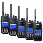 5PCS TYT MD-380 Walkie Talkie UHF 5W 1000CH Digital Mobile(DMR) Two way Radio YS