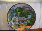 1993 Bradford Exchange Budzen's Fruits & Vegetables Plate by Charles Wysocki