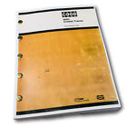 J I CASE 850C CRAWLER TRACTOR DOZER PARTS MANUAL CATALOG ASSEMBLY EXPLODED VIEWS