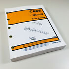 J I CASE 30+4 40+4 TRENCHER 30+4 SPECIAL PARTS MANUAL CATALOG EXPLODED VIEWS