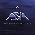 Asia - The Best Of Asia Live (2-CD 2000) FREE UK P&P