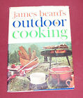 JAMES BEARD'S Treasury of OUTDOOR COOKING 1960 HB Grilling VTG Photos Recipes