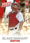 2015 Panini National BLAKE SWIHART RC Red Sox (#d 499 Made) Convention ROOKIE
