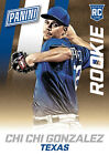 2015 Panini National CHI CHI GONZALEZ RC Rangers (#d 499 Made) Convention ROOKIE