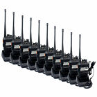10PCS BAOFENG A-308 Walkie Talkie UHF 16CH 7W Scan Monitor VOX Two way Radio NEW