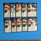2011 Topps ATTAX Baseball Complete base set of 206 Cards w JETER CABRERA