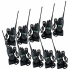 10X TYT TH-UV8000D 2*128 CH 10W VHF/UHF Dual Band 1750Tone Monitor Two way Radio