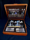 Reed & Barton FRANCIS I Sterling Silverware Set with 109 Pieces in Chest