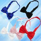 MENS FORMAL WEDDING SATIN POLYESTER BOW TIE BOWTIE 5 Colors