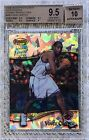 1998 BOWMAN ATOMIC REF AUTO VINCE CARTER RC BGS 9.5...HIS BEST RC...CARDREGISTRY