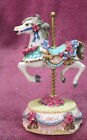 MELODIES COUNTRY COLLECTION CAROUSEL HORSE by Heritage HOuse