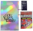 BTTF GRAYS SPORTS ALMANAC 1950-2000 BOOK Back to the Future props Marty McFly