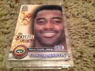 2000 Crown Royale In Your Face Rainbow CURTIS MARTIN Insert 19 20 HOF