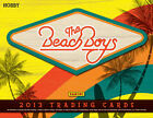 2013 PANINI THE BEACH BOYS HOBBY 20-BOX CASE !!!