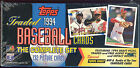 1994 Topps Complete BASEBALL 132 CARD Traded And Rookies Factory SEALED SET New