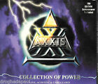 Collection of Power by Axxis (CD, Nov-2000, Massa) DIGIPAK RARE OOP