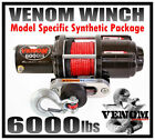 6000LB VENOM UTV WINCH CAN AM 2010-2015 COMMANDER UTV SIDE BY SIDE 6000 LB
