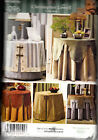 SIMPLICITY SEWING PATTERN #4096 CHRISTO[HER LOWELL COLLECTION TABLE COVERS TOPS