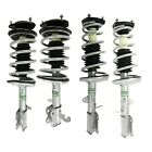 Front Rear Left Right Complete Strut Assembly for 93 02 Toyota Corolla