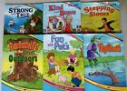 A Beka Book 1st Grade Reader Strong Tiptoes Kind Fun Stepping Current Lot Set
