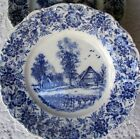 1 Vintage SELTMANN Weiden Bavaria W GERMANY THERESIA Dinner Plates 10 3/4 inches
