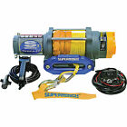 Superwinch 12V UTV Winch-4500-lb Cap Synthetic Rope #1145230