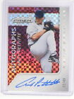 2015 Panini Prizm Red Power Andy Pettitte autograph auto #D32 49 #26 *48783