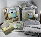 Child of Mine Carters Treetop Friends CRIB BEDDING & BUMPER w/ Mobile and More