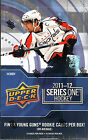 2011-12 UPPER DECK SERIES 1 NHL Hockey Hobby Box