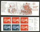 GB 1989 FH15 CHARLES DICKENS SERIES DAVID COPPERFIELD 100 FOLDED BOOKLET