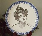 1900/1915 Royal Doulton Gibson Girl Portrait/Heads Series Ware A~RARE~#7 of 8