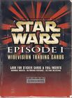 STAR WARS EPISODE 1 SERIES 1 WIDEVISION RETAIL 1999 TOPPS TRADING CARD BOX