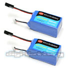 MaximalPower 2PC LiPo Battery 2600mAh HI CAPACITY For PARROT ARDRONE 20  10