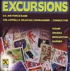U.S. Air Force Band; Graham-Excursions CD NEW