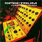 Spectrum-FOREVER ALIEN CD NEW